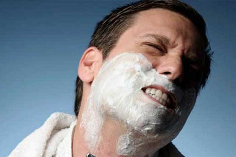 shaving irritation tips