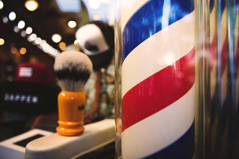 shave brush barber